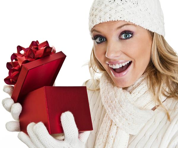 Что подарить на Новый год 2014 подруге?