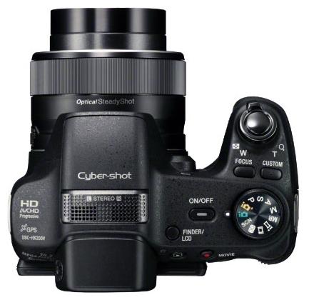Инструкция Фотоаппарат Sony Hx200