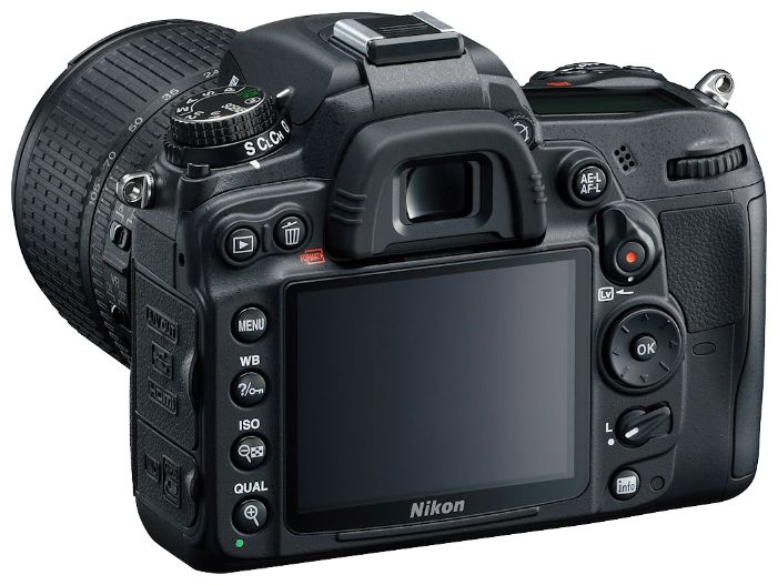 Nikon D7000 18-105 Инструкция