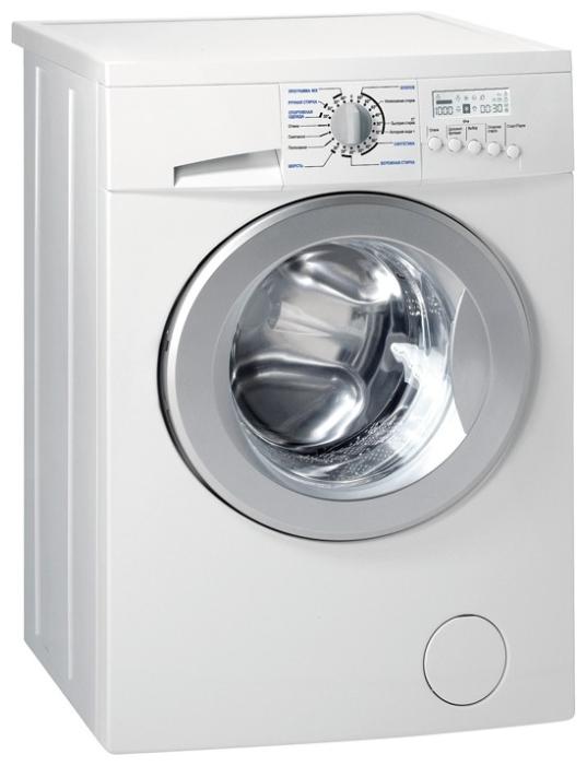 Инструкция к стиральной машины gorenje