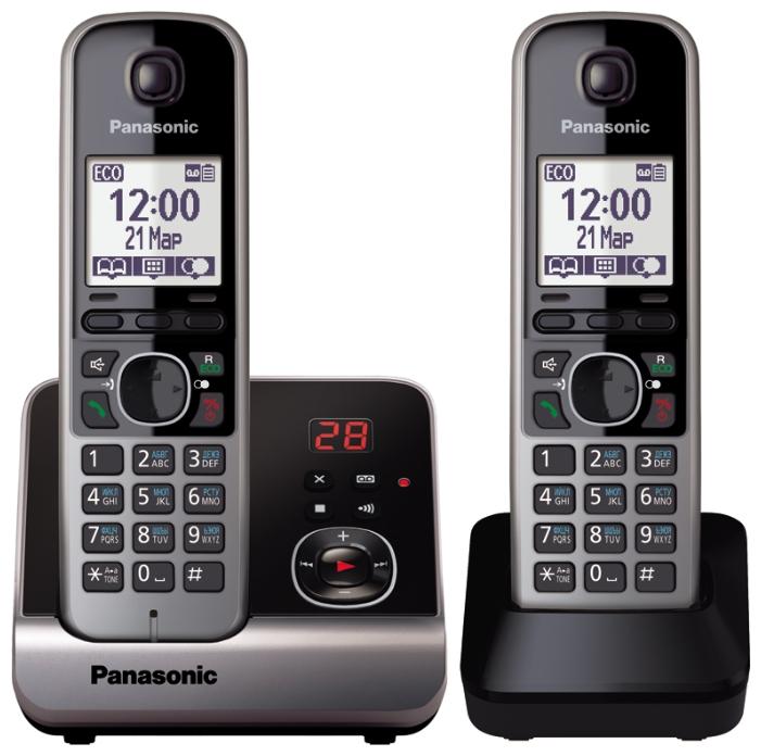 Телефоны dect panasonic инструкция
