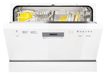 инструкция посудомоечной машины zanussi