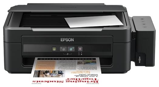 принтер эпсон л 210 инструкция