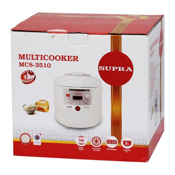 рецепты для мультиварка supra mcs 3510