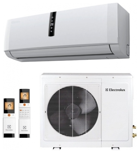 Кондиционер electrolux eacs 07hg-w/n3 сплит-системы.