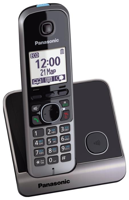 Радио телефон панасоник инструкция