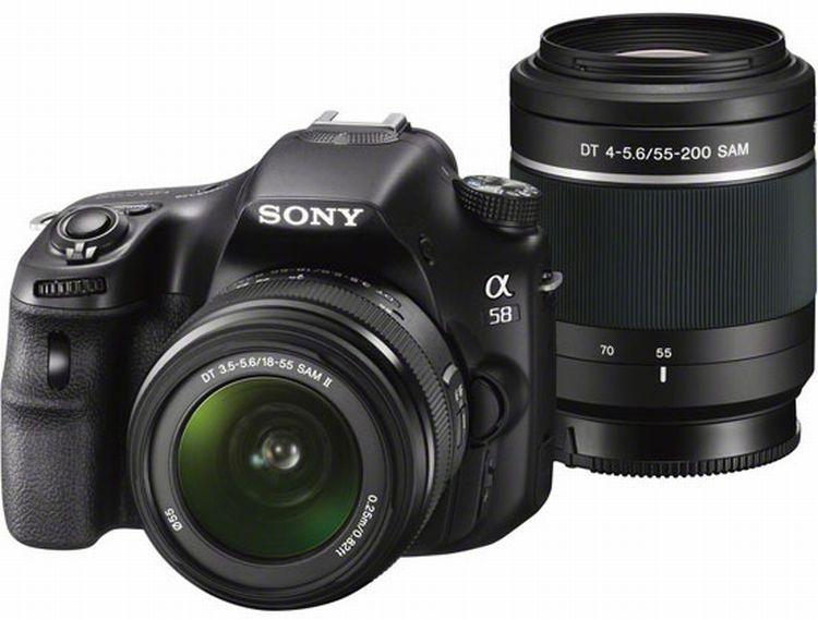 инструкция альфа 58 sony фотоаппарат