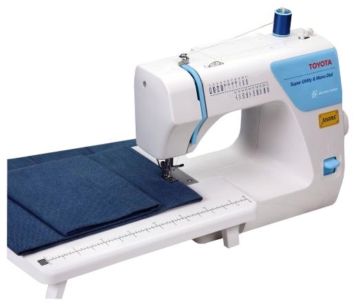 швейная машинка тойота джинс инструкция - фото 7
