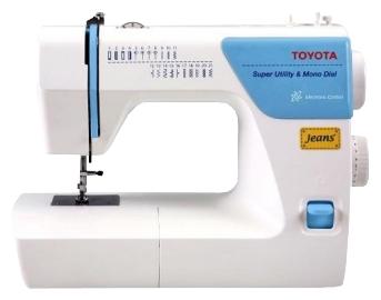 Швейная машинка тойота джинс инструкция