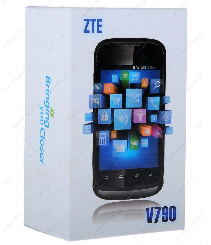 Скачать инструкцию для zte v790