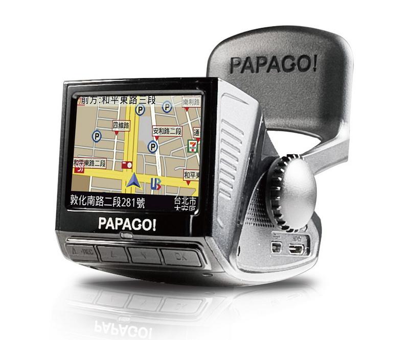 Автомобильный видеорегистратор papago p3