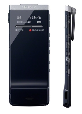 Диктофон сони icd-tx50 инструкция
