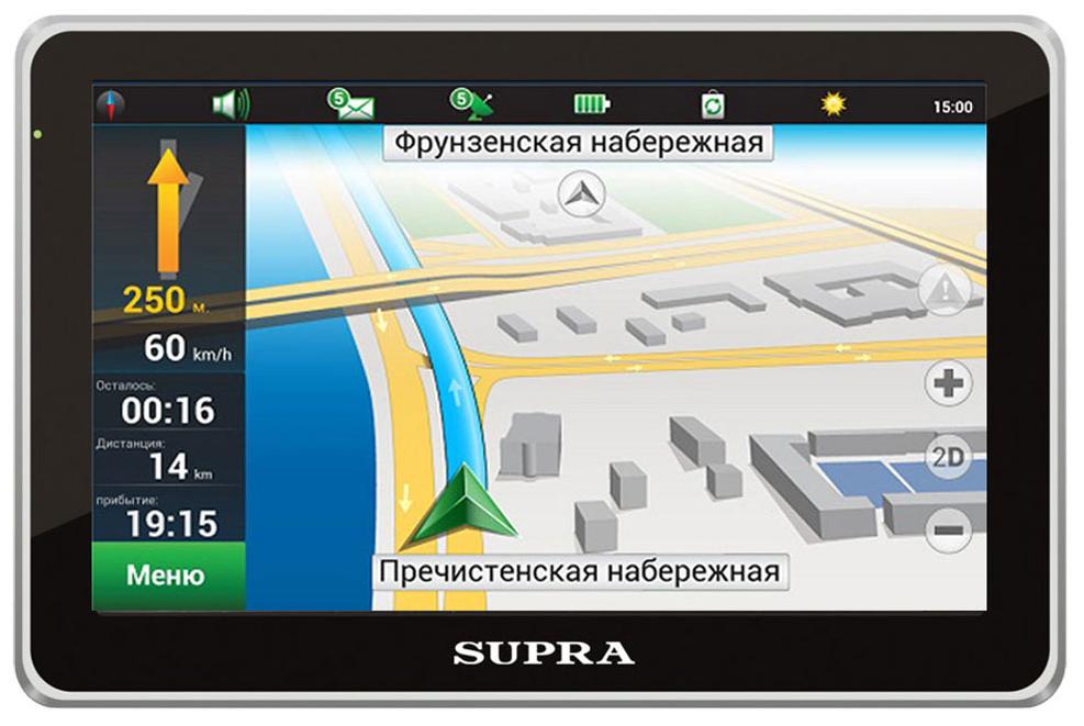 супра навигатор инструкция - фото 4