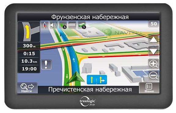 gps-навигаторы treelogic инструкция