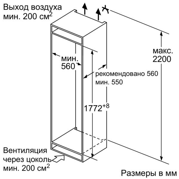 холодильник нефф инструкция