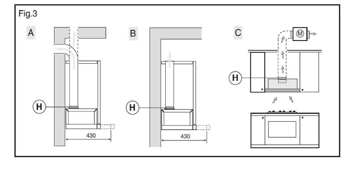 Вытяжка zigmund shtain k 003.71 и схема встраивания
