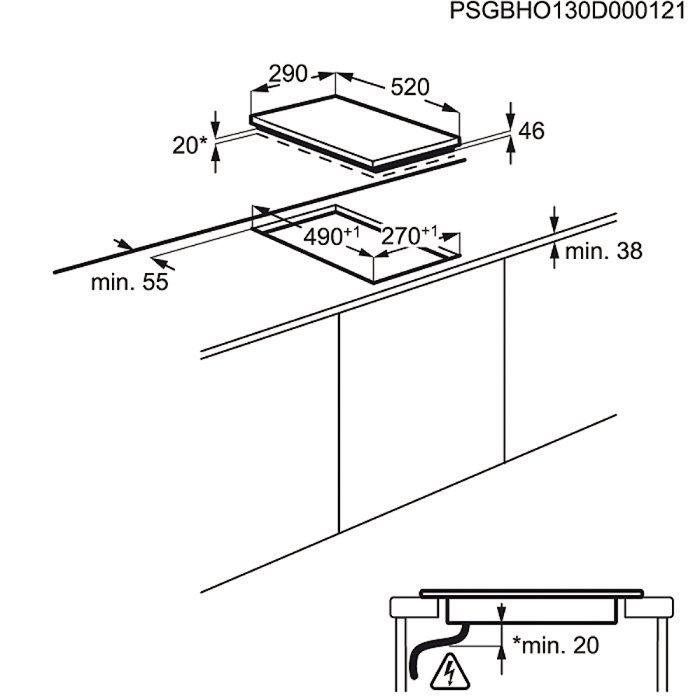 Electrolux ehf 93320 nk инструкция