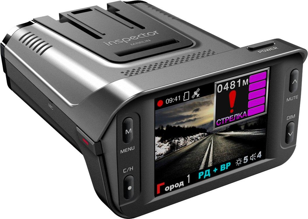 Видеорегистратор автомобильный и радар детектор