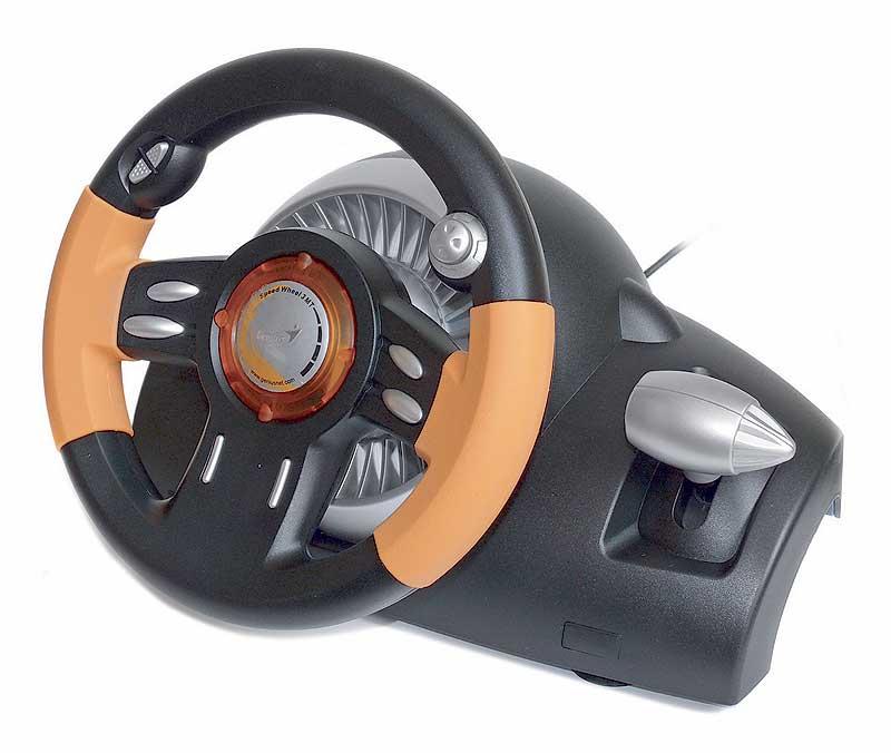 Скачать драйвер на genius speed wheel 3
