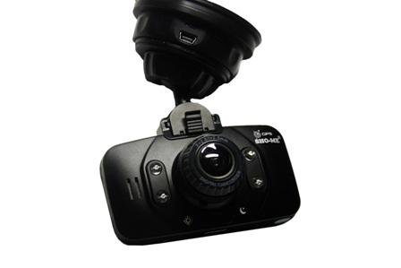 Автомобильный видеорегистратор sho me hd 7000g