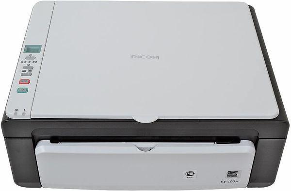 Принтер Ricoh Sp 111 инструкция