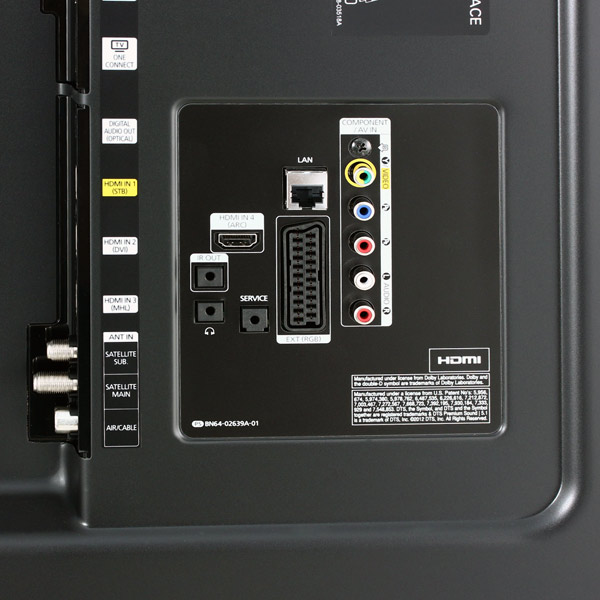 """Инструкция ЖК телевизор Samsung UE85HU8500T. Скачать инструкцию в интернет-магазине бытовой техники """"Лаукар"""""""