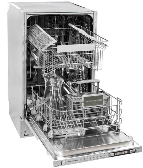 Посудомоечная машина kuppersberg gsa 480 инструкция