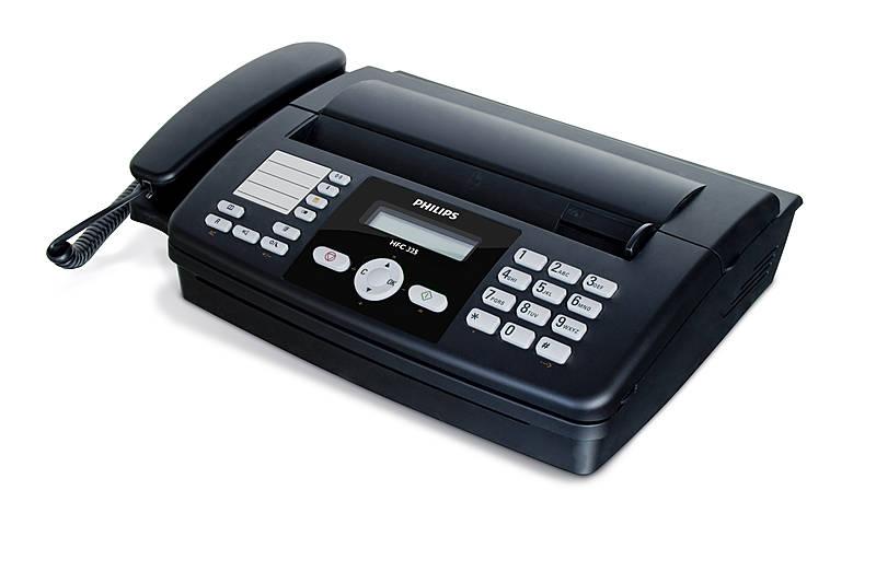 Факс филипс hfc 325 инструкция