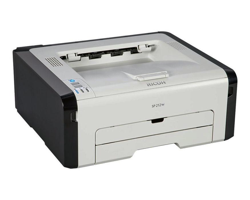 принтер ricoh sp 212nw инструкция