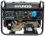 Электрогенератор бензиновый Hyundai HHY9000FE ATS — фото 1 / 6