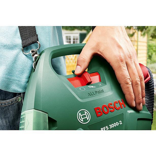 Краскопульт Bosch Pfs 3000-2 Инструкция - фото 7