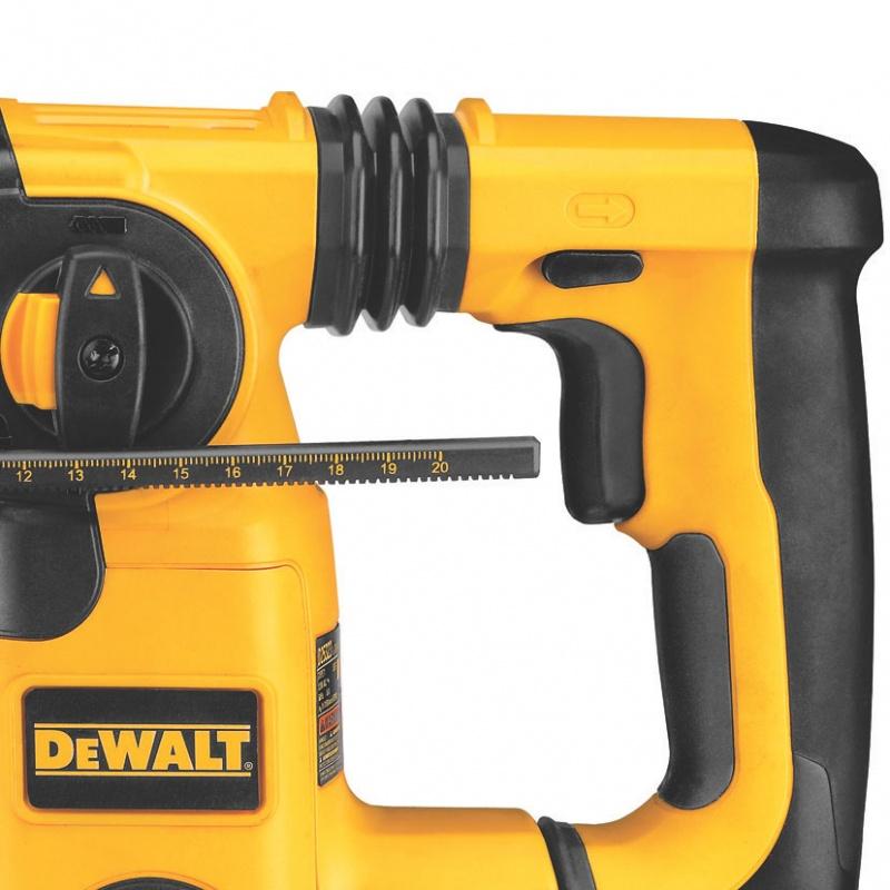Dewalt 800w 240v corded sds plus hammer drill d25323k-gb