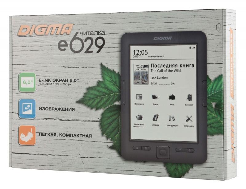 Digma E629 инструкция - фото 4