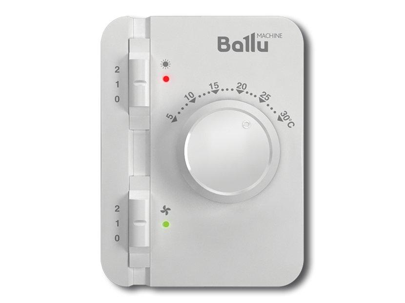 Инструкция тепловая завеса ballu