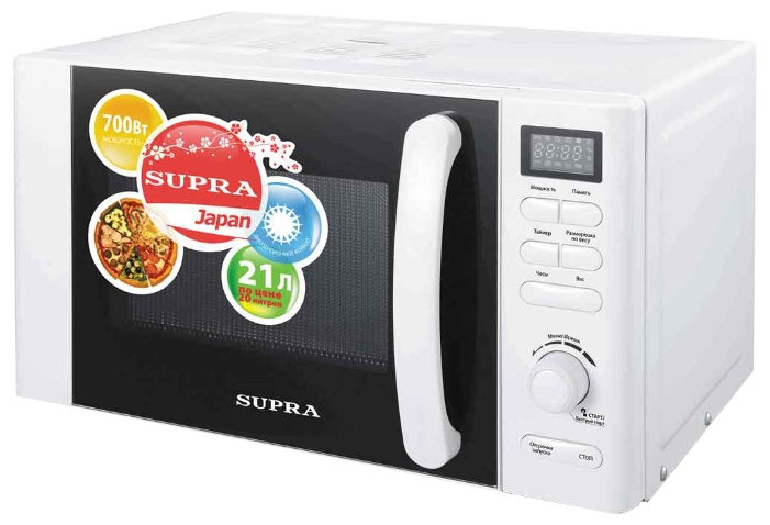 Микроволновая печь supra инструкция