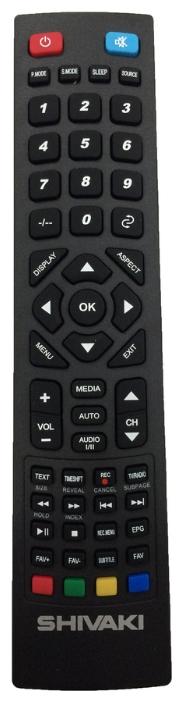 Телевизор Shivaki Инструкция