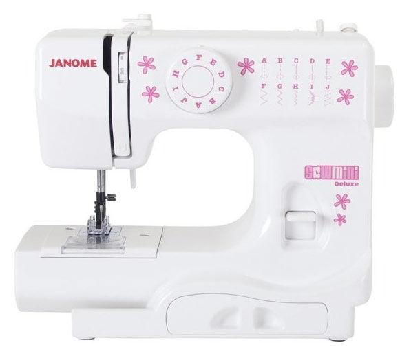 Швейная машинка janome инструкция