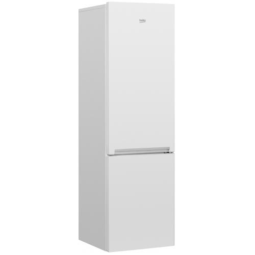 Двухкамерный высокий холодильник 327 л BEKO CSKR 5380MC0 W