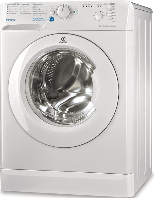 Инструкция к стиральная машинка индезит