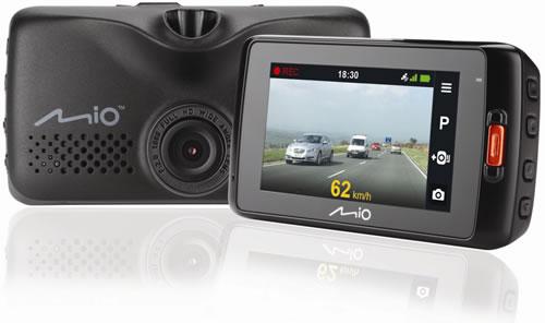 Автомобильный видеорегистратор Mio MiVue 698 (Mivue 698) - фото 4