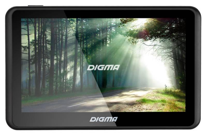 Инструкция к навигатору digma