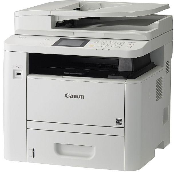 МФУ Canon I-SENSYS MF418x (копир-принтер-сканер 33стр./мин. ADF Duplex LAN Wi-Fi A4 5000стр./мес.)