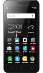 Смартфон Lenovo Vibe C A2020а40 DUAL SIM LTE 8Gb Black — фото 1 / 5