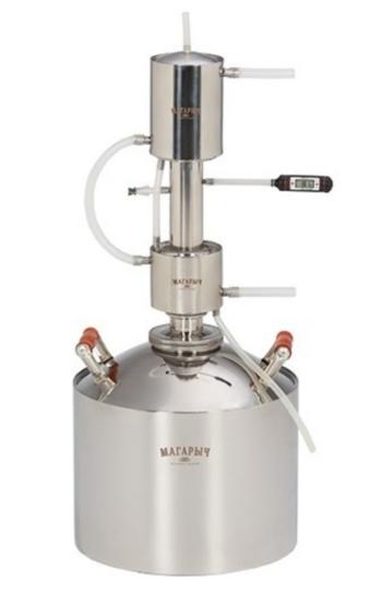 Самогонный аппарат магарыч машковского инструкция скачать мини пивоварни до 40 литров