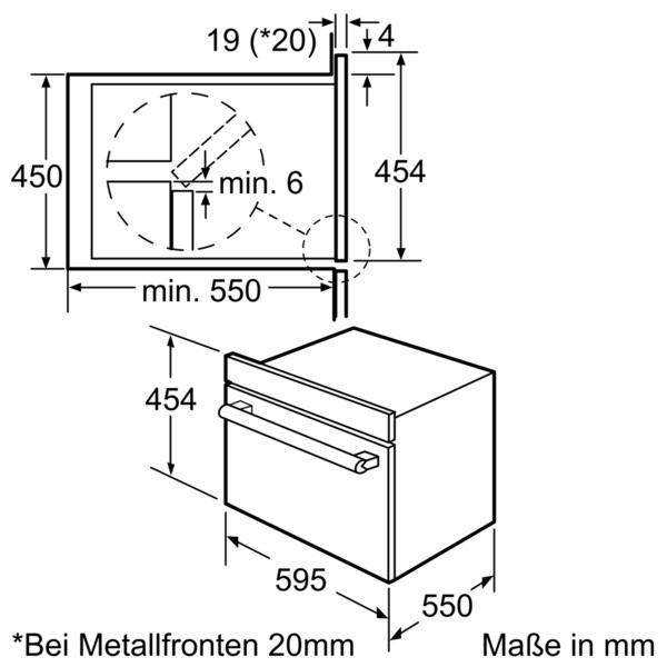 Духовому к шкафу микроволновкой с бош инструкция