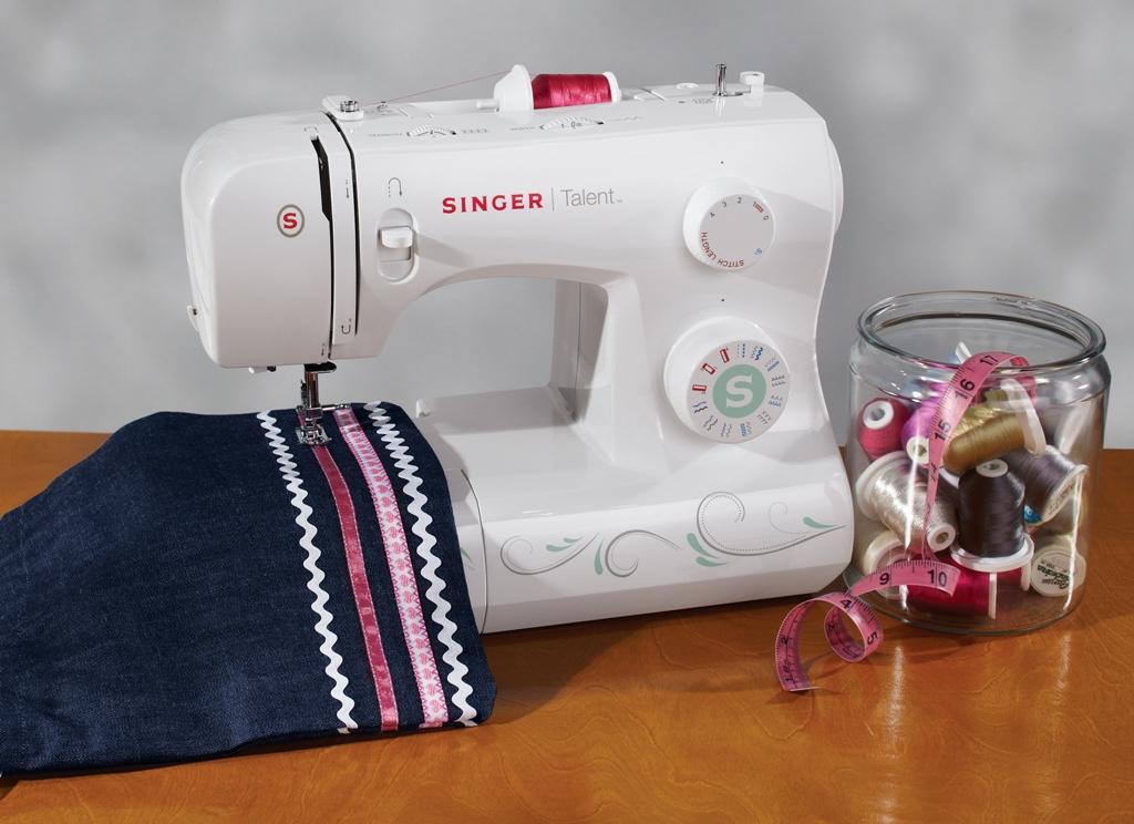 Новые машинки для шитья