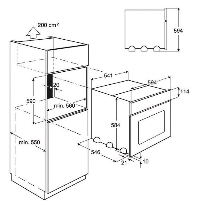 Инструкция к духовому шкафу электролюкс