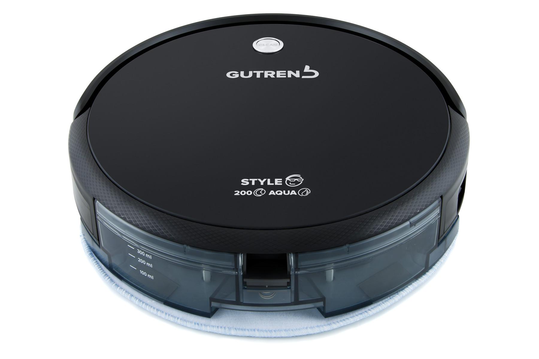 Пылесос-робот Gutrend FUN 110 Pet Black