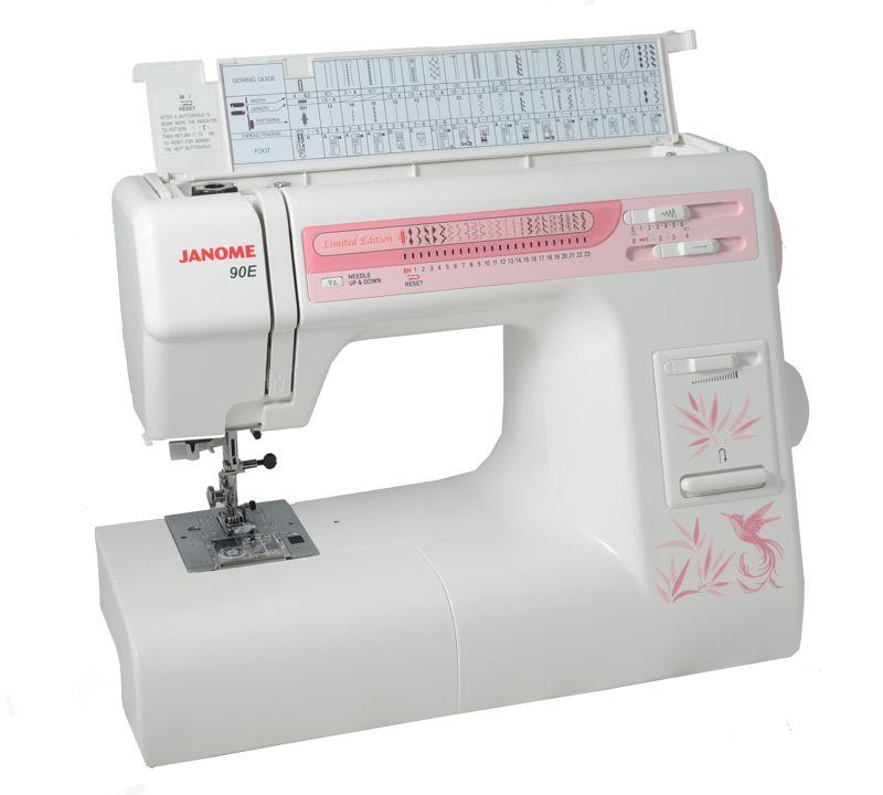 Швейная машина Janome 1543 белый