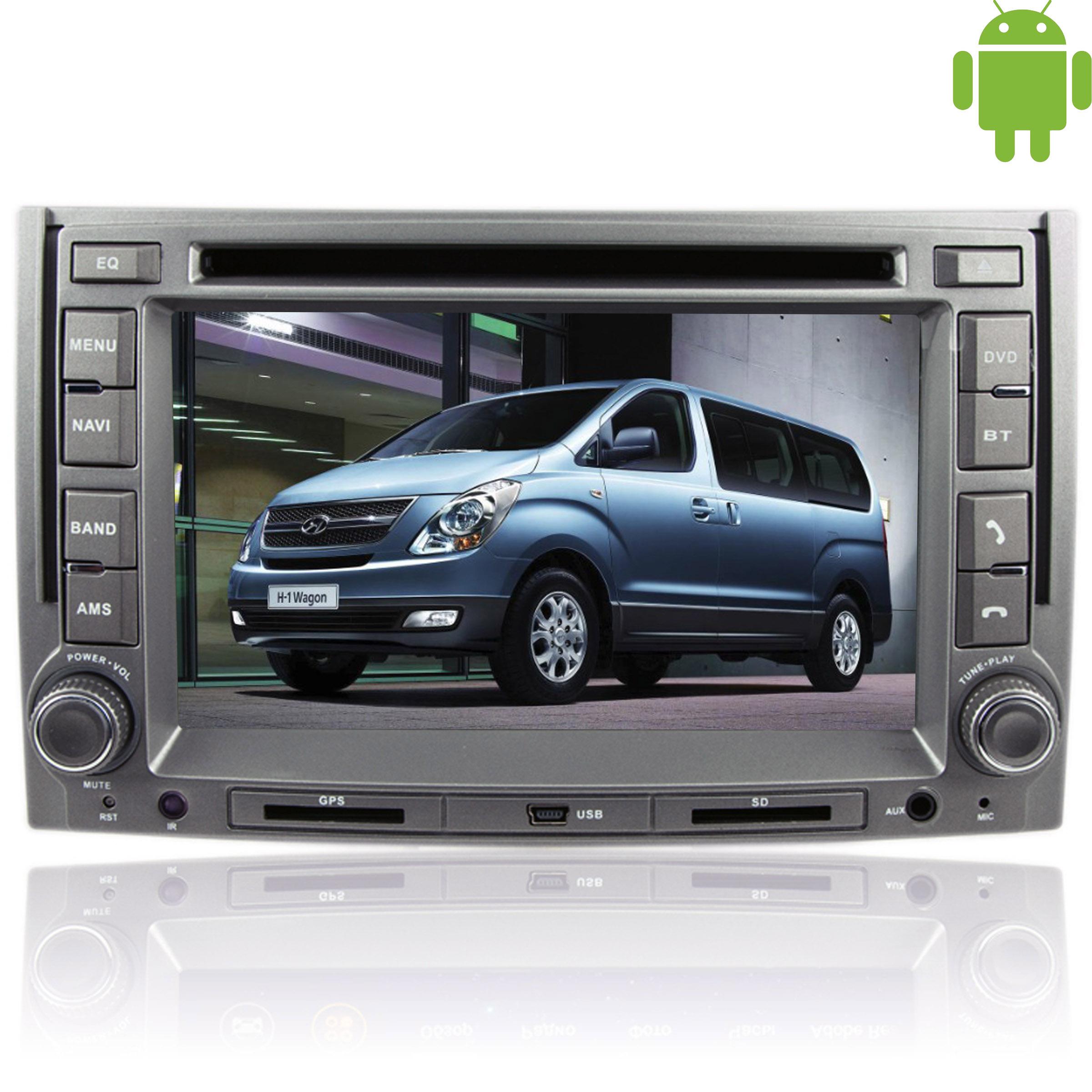 Android Hyundai Grand Starex